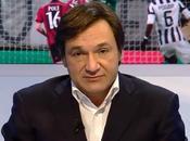 Replay 'bianconero', Caressa (Sky) spiega gestione delle immagini