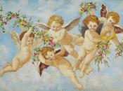 Schemi punto croce: Angeli Poussin