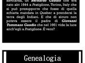 poeta V.S.Gaudio fare quel Bernardo canavese?