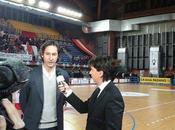 Basket, voce dell'arbitro durante partite della Sport