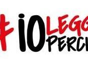 #ioleggoperché, iniziativa promozione alla lettura