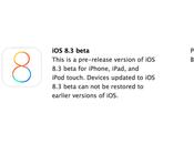 Rilasciata prima Beta 8.3: Nuove Emoji, Wireless CarPlay molto altro