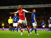 Arsenal-Leicester 2-1, video highlights