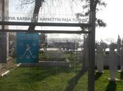 Istanbul, Europa: tomba Barbarossa Beşiktaş
