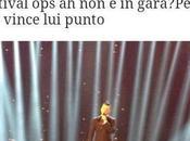 Festival Sanremo: Tiziano Ferro indiscusso della prima serata