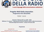 futuro della radio. nuovi linguaggi comunicazione radiofonica