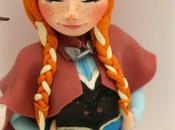 Anna olaf frozen!!! frozen cake!!!