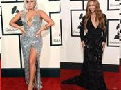 carpet Grammy beauty look delle star della musica!