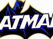 BATMAN: L'evoluzione logo