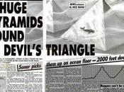 """""""Scoperta Gigantesca Piramide fondo Triangolo delle Bermuda"""""""