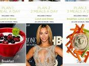 Beyoncé porta domicilio l'insalata