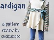 Cartamodello Cardigan (incrociato)