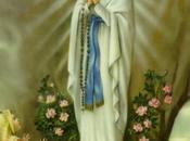 Schema punto croce: Madonna Lourdes