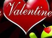 Tanti giochi Android sconto Valentino!