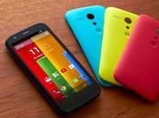 Anche Motorola Moto 2013 aggiornerà Lollipop.