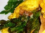 Involtini frittata asparagi