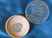 Review Rimmel Stay Matte Cipria Compatta