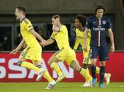 PSG-Chelsea 1-1: tutto testa, Cavani risponde Ivanovic
