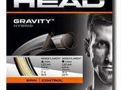 HEAD lancia nuove corde ibride GRAVITY