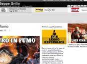 Movimento Stelle: blog Grillo 2006 nella mondiale, oggi 7488esimo posto