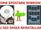 Come Spostare Windows senza Reinstallare