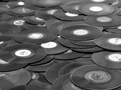 Contenitore porta dischi vinile giri plexiglass trasparente
