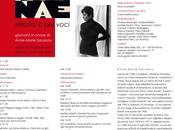 ANNE MARIE RITRATTO VOCI alla Galleria nazionale d'arte moderna contemporanea Roma