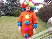 Vestito carnevale clown