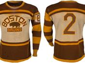 All'asta memorabilia Boston Bruins 1929-31 Eddie Shore