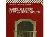 bookshelf casa degli spiriti Isabel Allende