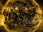 Hinode, nuovi indizi tessuto della rete magnetica solare