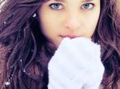 Skincare snow