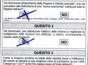 Paolo Ferrario voterà alla consultazione sulle AUTONOMIE LOCALI promossa Lombardia marzo 2015