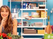 Benedetta Parodi riapre cucina Real Time 'Molto Bene'