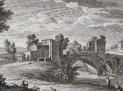 Stampe antiche punto croce: Ponte Mammolo