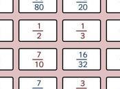 Accoppia frazioni equivalenti