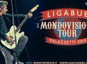 """LIGABUE: marzo Padova """"Mondovisione Tour Palazzetti 2015"""""""