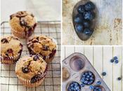 Muffin mirtilli senza glutine Gluten-free blueberry muffins recipe