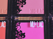 PREVIEW SWATCHES: Moody Blushes MULAC Cosmetics