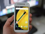 Motorola Moto seconda generazione: specifiche unboxing