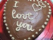 Torta cuore alla crema nocciola ganache cioccolato Giallo Zafferano