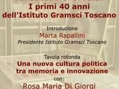 candeline l'Istituto Gramsci Toscano