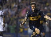 Boca Juniors-Wanderers 2-1, video highlights (gol Osvaldo)