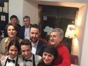 Massimo D'Alema sposa suoi vini tartufi Norcia