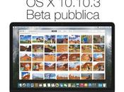 [NEWS] Prima beta pubblica 10.10.3 Yosemite