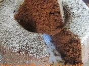 Ciambella all'acqua nocciole cioccolato