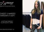 Milano: Cocktail Party presentazione collezione 2015 Gl'Amour
