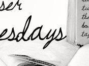 Teaser Tuesday: Resta anche domani