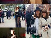 Alla milan fashion week italia