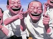 L'essere umano proprio ridere!
